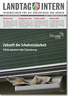 Deckblatt von Landtag Intern Ausgabe 2 vom 06.03.2018