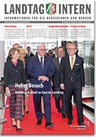 Deckblatt von Landtag Intern Ausgabe 3 vom 27.03.2018
