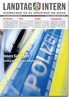 Deckblatt von Landtag Intern Ausgabe 4 vom 02.05.2018