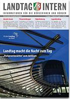 Deckblatt von Landtag Intern Ausgabe 7 vom 17.07.2018