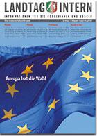 Deckblatt von Landtag Intern Ausgabe 4 vom 16.04.2019