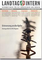 Deckblatt von Landtag Intern Ausgabe 5 vom 28.05.2019