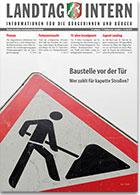 Deckblatt von Landtag Intern Ausgabe 6 vom 16.07.2019