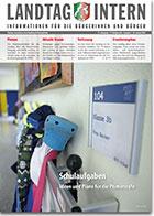 Deckblatt von Landtag Intern Ausgabe 1 vom 28.01.2020