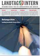 Deckblatt von Landtag Intern Ausgabe 3 vom 05.05.2020
