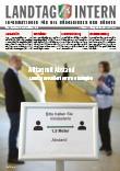 Deckblatt von Landtag Intern Ausgabe 5 vom 30.06.2020