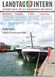 Deckblatt von Landtag Intern Ausgabe 7 vom 22.09.2020