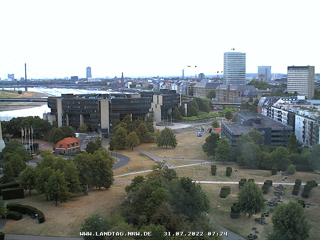 Webcam Düsseldorf